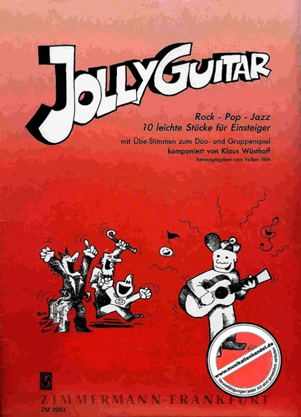 Jolly Guitar