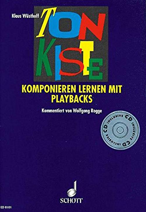 Tonkiste - Komponieren lernen mit Playbacks