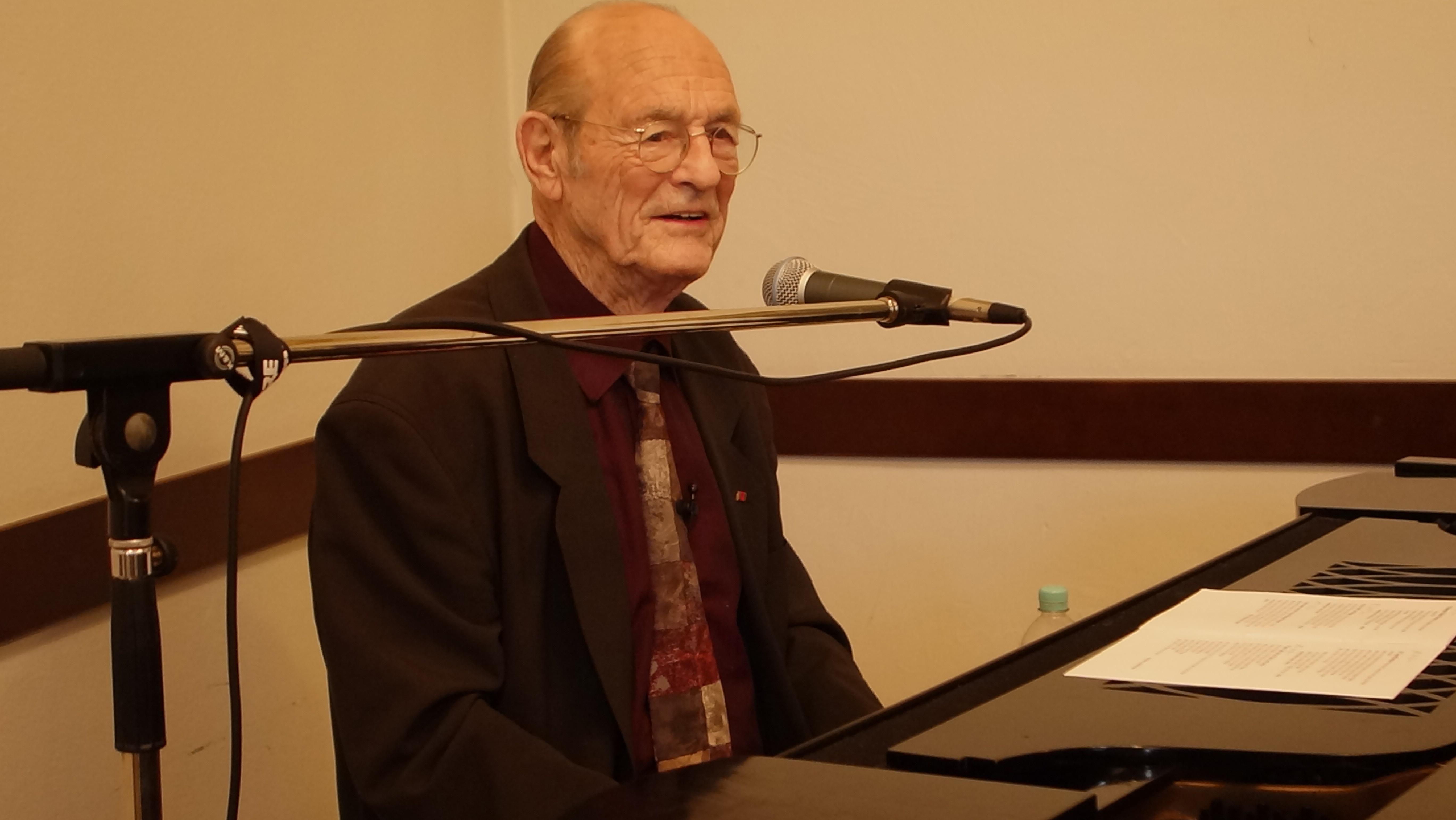 Klaus Wüsthoff - Der Komponist